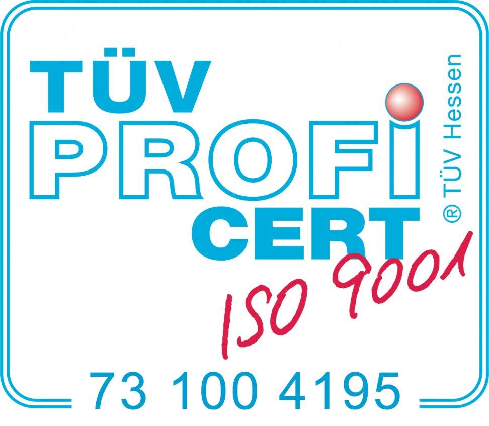 Zertifizierungs-Logo